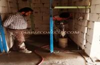 تبریز - قطران / کرگیری تاسیسات مکانیکی