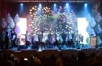 رقص آذری آیلان در هتل المپیک تهران