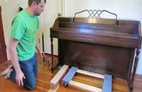 حمل پیانو - arasbar.com