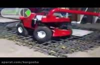 ماشین آلات نوین در حوزه ی بتن ریزی