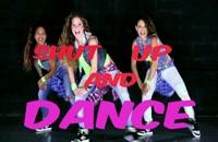 دانلود آهنگ جدید و زیبای ریمیکس با نام ریمیکس تریبال (Shut Up And Dance)