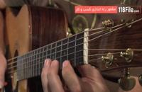 آموزش جدیدترین ملودی های گیتار پاپ