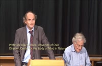 Noam Chomsky: The machine, the ghost, and the limits of understanding 2011