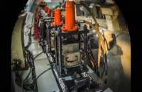 ساخت دستگاه رول فرمینگ چهارچوب فرانسوی