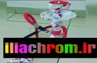 ابکاری پاششی ایلیا کروم/فانتاکروم/مواد کروم 09127692842