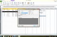 آموزش نرم افزار MS Project (مایکروسافت پروجکت) قسمت ششم