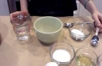 پخت شیرینی دانمارکی در منزل