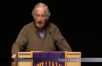 Noam Chomsky on Dilemmas in Humanitarian Intervention 2011