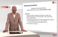 راهنمای مدل سازی رویدادهای شروع و پایانی