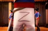 دانلود انیمیشن زورو شکست ناپذیر Zorro با دوبله فارسی