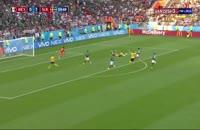 فیلم گل دوم سوئد به مکزیک پنالتی در جام جهانی 2018