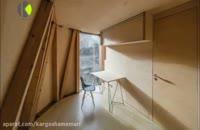 خانه باغ طراحی شده توسط jan šépka-فضای درونی