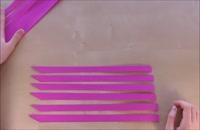 056020 - اوریگامی سری اول: ستاره کاغذی