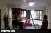 نقاشی ساختمان,نقاشی آپارتمان,قیمت نقاشی ساختمان