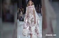 جدیدترین مدلهای لباس مجلسی - فشن شوی ویکتور و رالف و رالف و روسو - بهار 2018