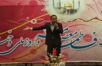 اجرای فوق العاده و خنده دار حسن ریوندی و محسن حاجیلو