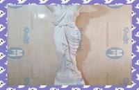 مجسمه فایبرگلاس آینه کنسول  www.mojasameh.com