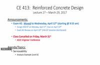 041061 - طراحی سازه بتنی سری دوم