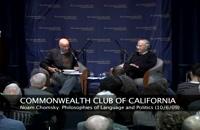 Noam Chomsky: Philosophies of Language and Politics 2009