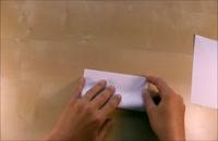 056002 - اوریگامی سری اول: ستاره کاغذی