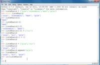 آموزش برنامه نویسی پایتون - قسمت پنجم
