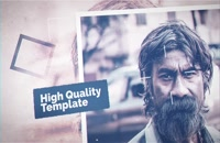 پروژه بسیار زیبای افترافکت تبلیغاتی  مناسب ساخت کلیپ نمونه کار برای تبلیغات
