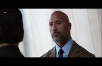 فیلم سینمایی ( آسمان خراش ) 2018