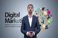 آموزش دیجیتال مارکتینگ بازاریابی  بهزاد حسین عباسی