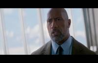 دانلود رایگان فیلم Skyscraper 2018 دوبله فارسی با لینک مستقیم