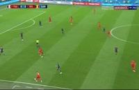 خلاصه بازی فرانسه 1 - بلژیک 0 جام جهانی روسیه 2018