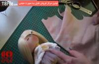 آموزش دوخت 3 مدل عروسک روسی بهمراه الگو کامل-عیدی نوروز