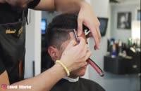 آموزش آرایشگری مردانه باجدیدترین مدل موها در118File.com