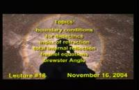 007112 - فیزیک: 3.موج و ارتعاش (Walter Lewin)