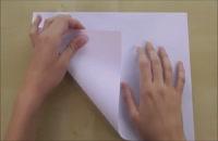 056025 - اوریگامی سری اول: ستاره کاغذی