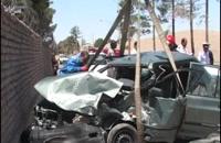 ایرانیان هر سال بیشتر در تصادف رانندگی میمیرند