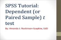 024016 - آموزش SPSS سری دوم