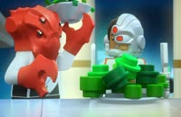 انیمیشن لگو آکوآمن 2018 LEGO DC Comics Super Heroes دوبله فارسی