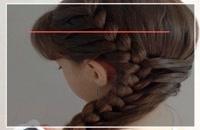 فیلم آموزش بافت مو با جدید ترین مدل ها