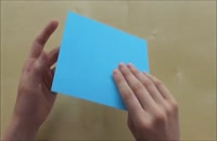 056033 - کاردستی سری اول: پروانه کاغذی
