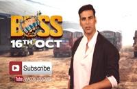 دانلود رایگان دوبله فارسی فیلم هندی من رئیس هستم Boss 2013