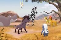 انیمیشن نگهبانان شیردل(ف2-ق9) دوبله