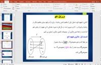 پاورپوینت فصل سوم ریاضی تجربی یازدهم