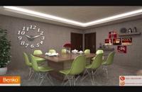 صندلی  و میز اداری مناسب | مبلمان اداری بنکو | 26100782