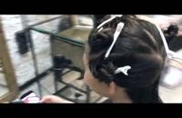 آموزش کوتاهی مو زنانه کوتاه