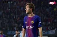 خلاصه بازی سلتاویگو بارسلونا 2-2