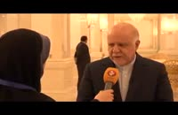 وزیر نفت از آغاز برداشت نفت از دریای خزر خبر داد
