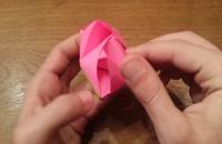 056039 - ساخت گل رز با کاغذ