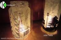 تزئینات و ایده های جالب برای کریسمس