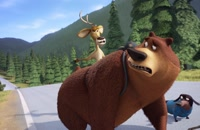 انیمیشن فصل شکار 4-دوبله–Open Season: Scared Silly 2015