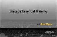 آموزش پلاگین Enscape برای رویت